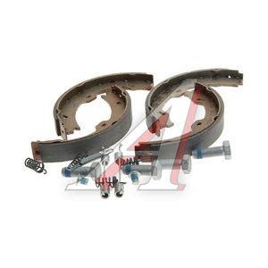 Колодки тормозные MERCEDES CL (C216),CLS (C219) задние барабанные (4шт.) TRW GS8721, A2214200520