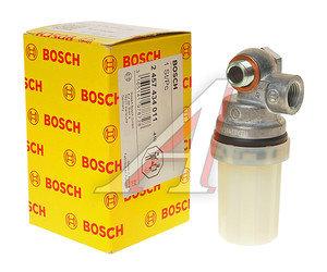 Фильтр топливный MAN MERCEDES грубой очистки с пластиковым стаканом BOSCH 2 457 434 011, 460672, 2457434010