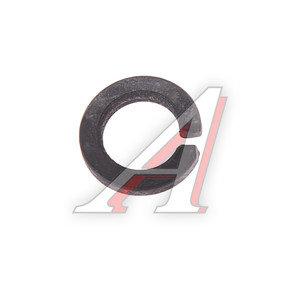 Шайба 10.2х2.5 пружинная черная DIN127