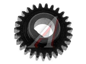 Шестерня привода спидометра МАЗ 27 зуб. ОАО МАЗ 64221-3802054, 642213802054