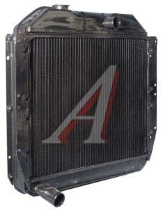 Радиатор ЗИЛ-130 медный 4-х рядный ШААЗ 130-1301010