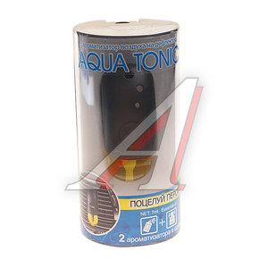 Ароматизатор на дефлектор жидкостный (поцелуй персика) 7мл Aqua tonic FKVJP ATV-11