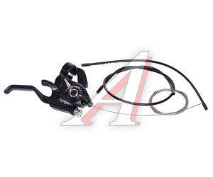 Шифтер велосипедный тормозной правый (8 скоростей) черный Tourney SHIMANO ESTEF51R8AL2P