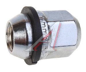 Гайка колеса М12х1.5х34 HYUNDAI конус закрытая колпачок под ключ 21мм RACING RACING, ORIGINAL