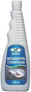 Шампунь с полиролью 0.5л ХОРС ХОРС, 3326