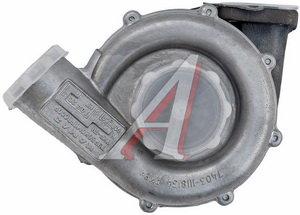 Турбокомпрессор КАМАЗ дв.ЕВРО-0 левый (4шп.) ОАО КАМАЗ № 7403.1118010