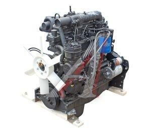 Двигатель Д-245.7-1841 (ГАЗ-33081,3309)122 л.с.(аналог Д-245.7-628) с ЗИП ММЗ Д-245.7-1841