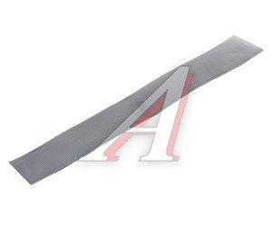 Решетка радиатора сетка (черная) мелкая широкая 100х30см TEORIN 120104В