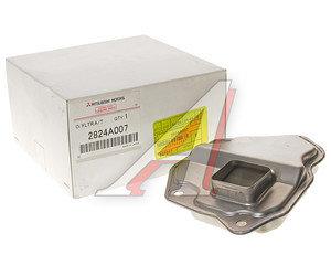 Фильтр масляный АКПП MITSUBISHI Lancer 10 (09-) (1.5) (вариатора) OE 2824A007