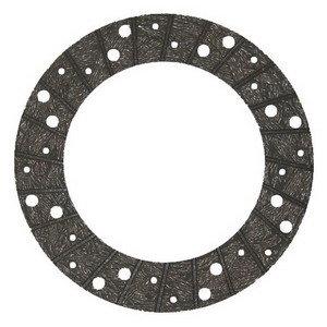 Накладка диска сцепления ГАЗ-3110,3302 эллипсонав.сверленая Dнар.=240мм;dвн.=160мм;hтолщ.=3.5мм ТИИР 406.1601138-01