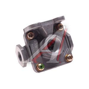 Клапан DAF ускорительный 10Bar (3 входа М16, 1 вход М22) KNORR-BREMSE KX12941, 1186892
