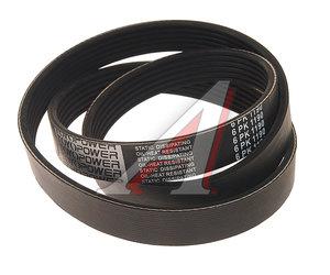 Ремень приводной поликлиновой 6PK1190 KORTEX KDB238, 6PK1190