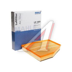 Фильтр воздушный BMW 5 (E60,E61),6 (E63,E64) MAHLE LX1261, 13717793647
