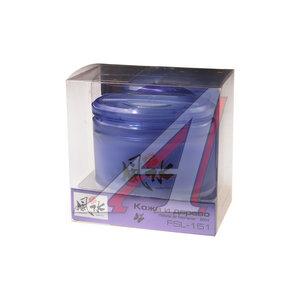 Ароматизатор на панель приборов гелевый (кожа и дерево) 60мл Ароматный Фэн-Шуй FKVJP FSL-151