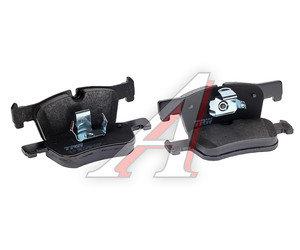 Колодки тормозные BMW 1 (F21),3 (F30) передние (4шт.) TRW GDB1934, 34116850568