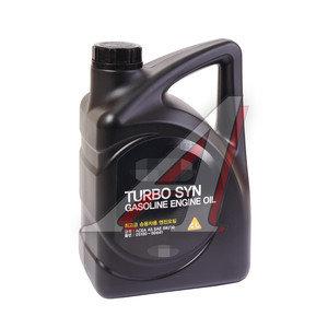 Масло моторное HYUNDAI 5W30 синт.4л TURBO SYN OE 05100-00441, HYUNDAI 5W30