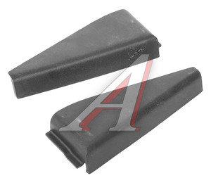 Окантовка ВАЗ-2111 двери задней комплект 2111-6203392/93, 2111-6203392