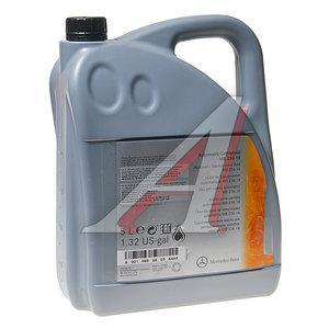 Масло трансмиссионное MERCEDES ATF синт.5л для АКПП (спецификация 236.14) OE A0019896803AAA4, MERCEDES ATF