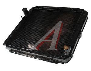 Радиатор КАМАЗ-54115 медный 2-х рядный ЛРЗ 54115-1301010, 12.1301010-21