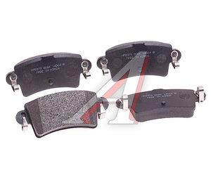 Колодки тормозные OPEL Movano (01-) задние (4шт.) HSB HP8379, GDB1470, 1605982