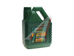 Масло трансмиссионное ТМ5-18 (ТАД-17) GL-5 3л OIL RIGHT OIL RIGHT ТМ5-18, 2546