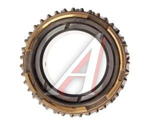 Шестерня КПП УАЗ 3-й передачи вала вторичного Н/О в сборе с кольцом синхронизатора (АДС) 469-1701113, 42000.046900-1701113-00