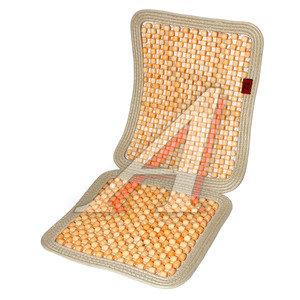 Накидка на сиденье массажная деревянная светлая HEYNER HNR-71000, 710000