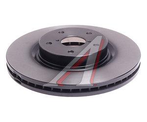 Диск тормозной SUBARU Tribeca (05-) передний (1шт.) TRW DF4930S