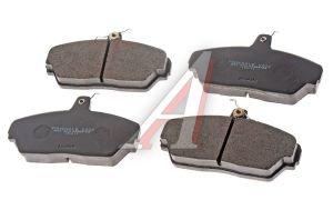 Колодки тормозные ГАЗ-3110,3302 передние (4шт.) FINWHALE V202, 3302-3501170