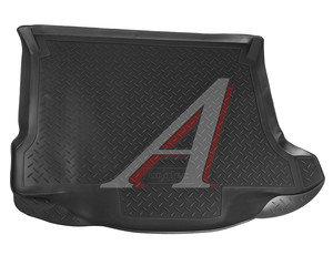 Коврик багажника MAZDA 3 седан (09-) полиуретан NOR NPL-P-55-03N