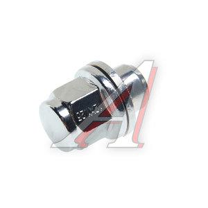 Гайка колеса М12х1.25х37 пресс-шайба закрытая под ключ 21мм MP М12х1.25х37, CXB067173