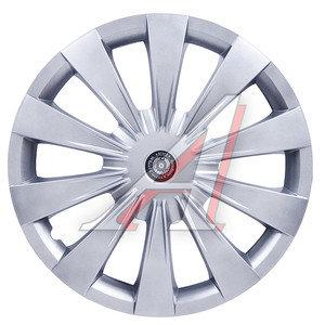 Колпак колеса R-13 серый комплект 4шт. ОКТАВА ОКТАВА R-13