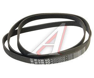 Ремень приводной поликлиновой 6PK2581 VW Crafter (06-11/12-) OE 076260849C, 6PK2581