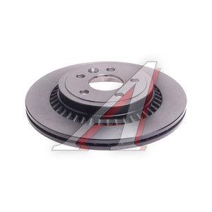 Диск тормозной VOLVO XC60 (08-) задний (1шт.) TRW DF6308, 31277357