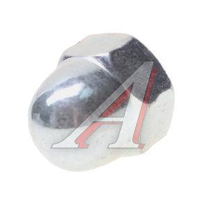 Гайка М12х1.75х19 колпачковая оцинкованная DIN1587
