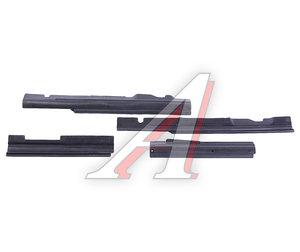 Накладка порога ВАЗ-2121 комплект 4шт. 2121-5109076/77/78/79, 2121-5109076