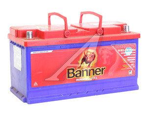 Аккумулятор BANNER Running Bull 92А/ч обратная полярность AGM 6СТ92 592 01, 84149