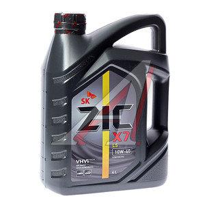Масло моторное X7 LS(A PLUS) синт.4л ZIC ZIC SAE10W40, 162620