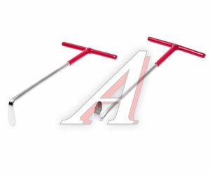 Набор крюков для снятия втулок крепления глушителя 2шт. JTC JTC-4660