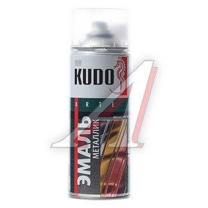 Краска хром зеркальный аэрозоль 520мл KUDO KUDO KU-1033, KU-1033