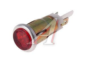 Лампа контрольная 12V красная ОСВАР 12.3803, 12.3803010