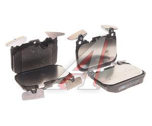 Колодки тормозные BMW 1 (F20,F21),3 (F30,F31,F80) передние (4шт.) TRW GDB1943, 16902, 34116859066