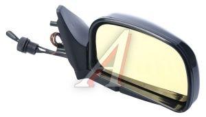 Зеркало боковое ВАЗ-2108 правое антиблик обогрев желтое люкс Политех-Р-8 лто правое, 2108-8201050