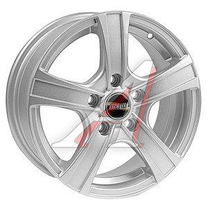 Диск колесный литой VW Polo Sedan SKODA Rapid R15 S TECH Line 539 5x100 ЕТ38 D-57,1