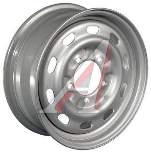 Диск колесный ГАЗ-2217 СОБОЛЬ металлик (ОАО ГАЗ) 2217-3101015-01, 2217-3101015