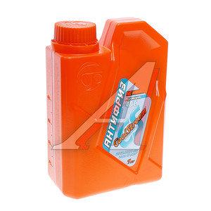 Антифриз оранжевый -40С 1.1кг/1л Premium COOL STREAM CS-010101, COOL STREAM