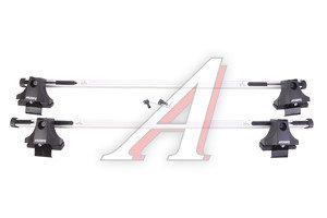 Багажник HYUNDAI Accent 2 (00-) прямоугольный алюминий комплект АТЛАНТ 30.8213
