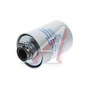Фильтр воздушный VOLVO F7,10,12,16 компрессора (большой L=134мм,крепление на хомуте) DIESEL TECHNIC 2.44201, LX1245, 8152010