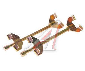 Стяжка пружин 290мм (двойной скользящий крюк) 12222