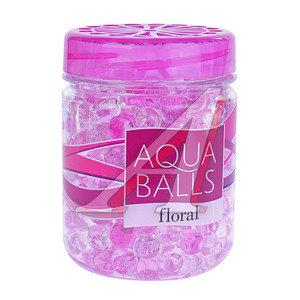 Ароматизатор на панель приборов гелевый (цветочный) Aqua Balls PALOMA PALOMA 220702 Цветочный, 220702